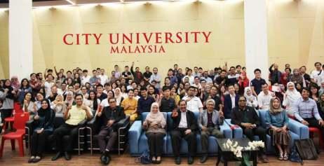 جامعة سيتي خيار مثالي لمن يفضل الدراسة في ماليزيا