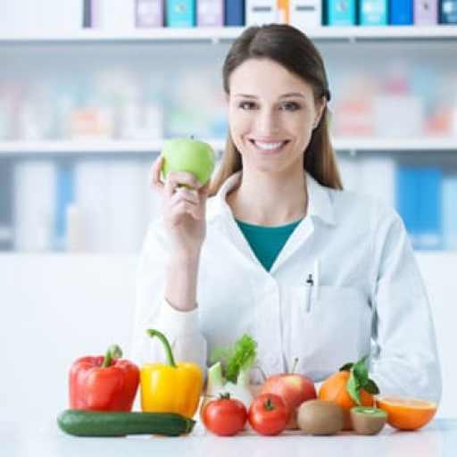 دراسة علوم التغذية