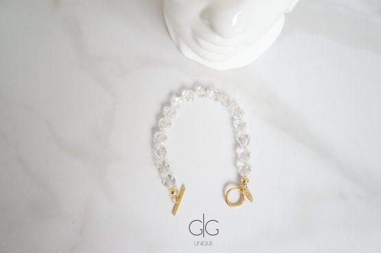 Mountain crystal bracelet - GG UNIQUE