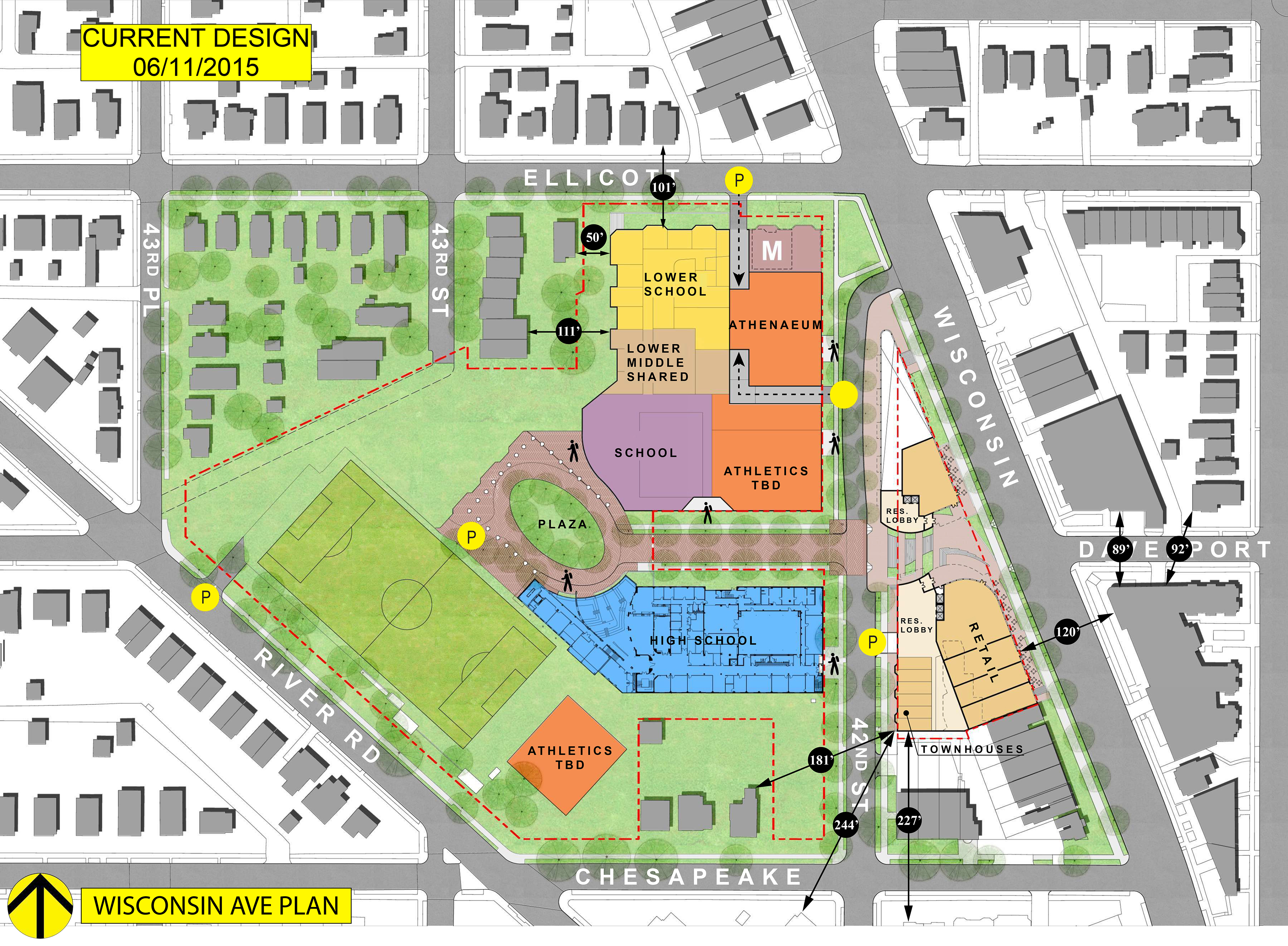 Tenleytown Wont Get 50 Units Of Housing And A Park