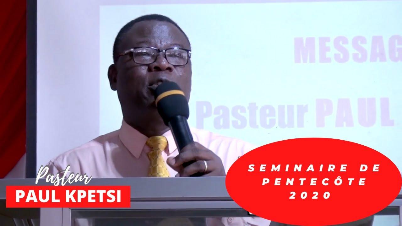 SEMINAIRE DE PENTECOTE 2020 – Soir 2