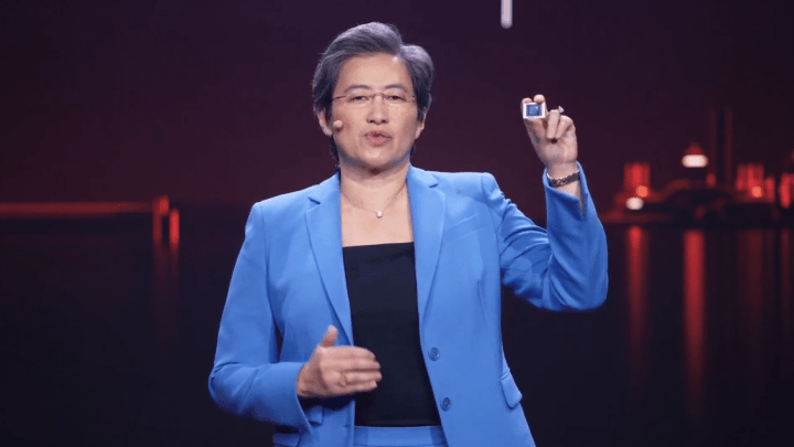 Lisa Su unveils new AMD Ryzen 5000 Mobile Processors