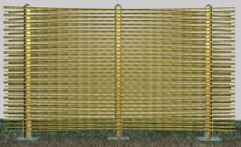 Bambuszaun Sichtschutz Preise