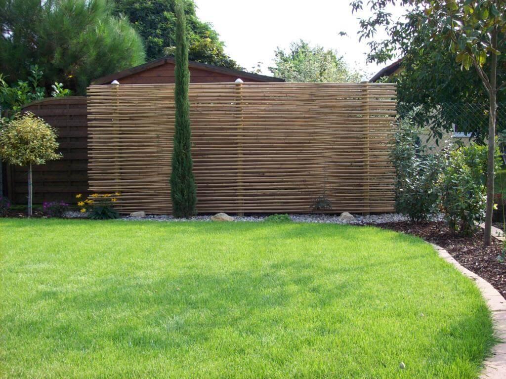 garten-sichtschutz-bambus