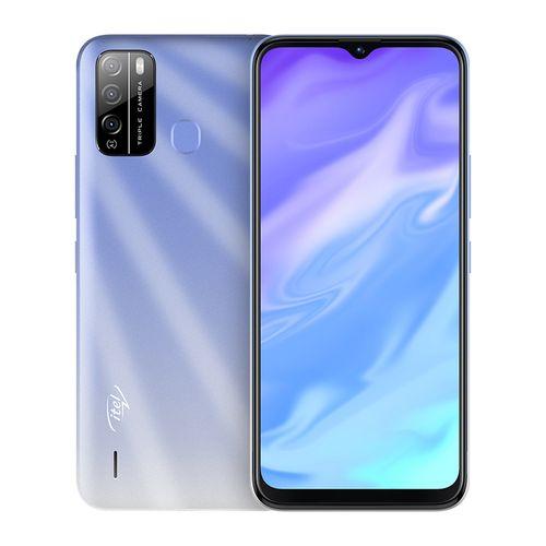 S16 - Dual SIM Smartphone - 16GB HDD - 1GB RAM - Ice Crystal Blue