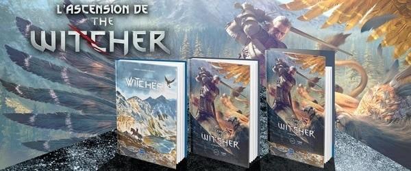 """Avis sur le livre """"L'ascension de The Witcher. Un nouveau roi du RPG"""""""