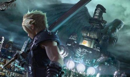 Final Fantasy VII Remake Playstation 4