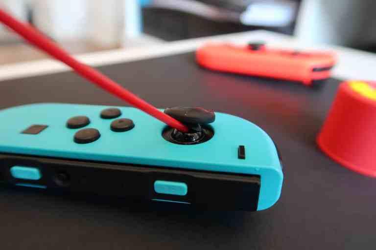 SAV Nintendo Joycon Drift