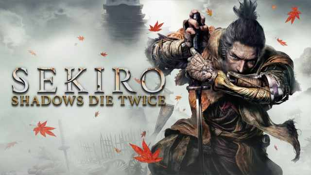 Sekiro Shadows Die Twice cover