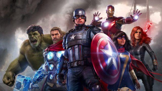 Première approche sur Marvel's Avengers !