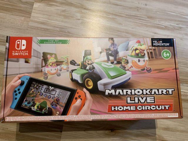 Mario Kart Live Home Circuit : unboxing et avis rapide