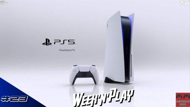 Week'N'Play 23 : PS5 mode activé
