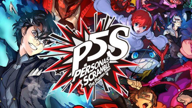De l'action à foison pour Persona 5 Strikers