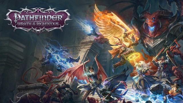 La fabuleux Pathfinder Kingmaker Wrath Of The Righteous daté