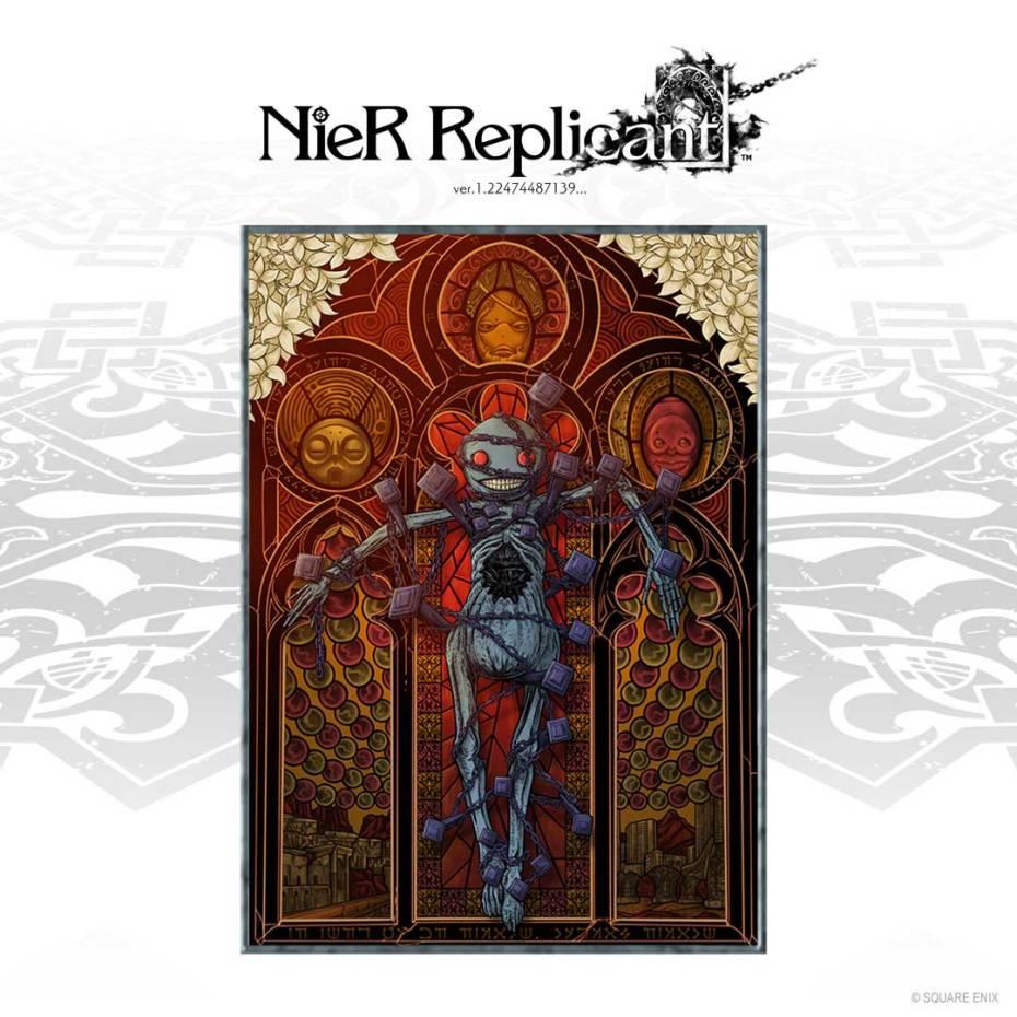 Nier Replicant Art