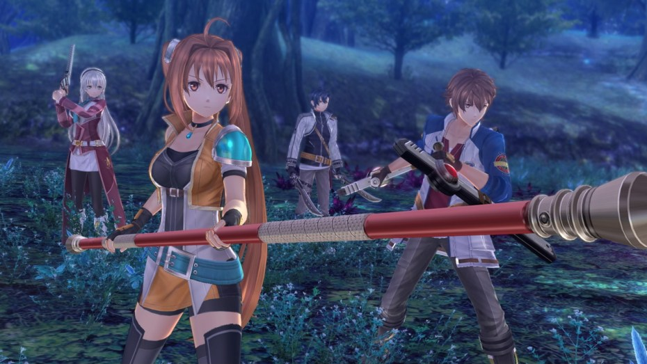 The Legend Of Heroes Trails Of Cold Steel IV