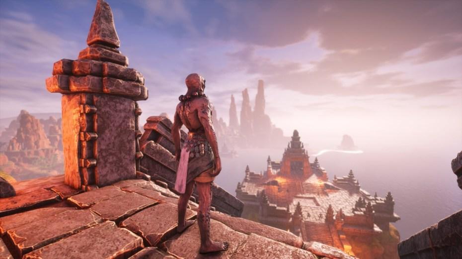 Conan Exiles Isle Of Siptah Test