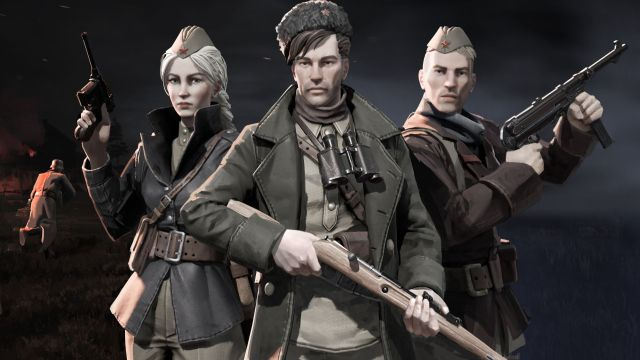 Test Partisans 1941 et DLC « Back Into Battle »