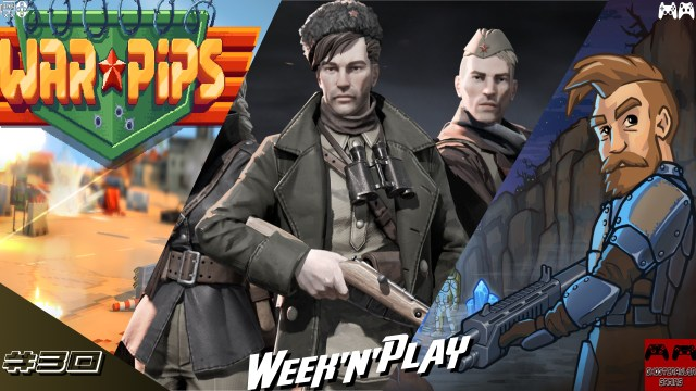 Week'N'Play 30 : spécial Daedelic Entertainment