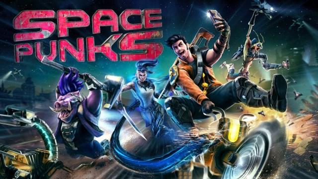 [IGN] On bastonne dans la joie et la bonne humeur avec Space Punks