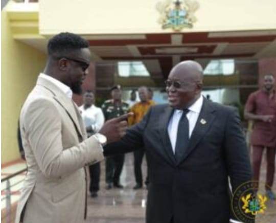 Sarkodie announces 2024 presidential bid, asks fans to approve