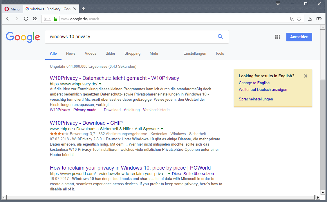 How To Get Google Search Results In A Different Language