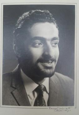 Cambridge around 1960