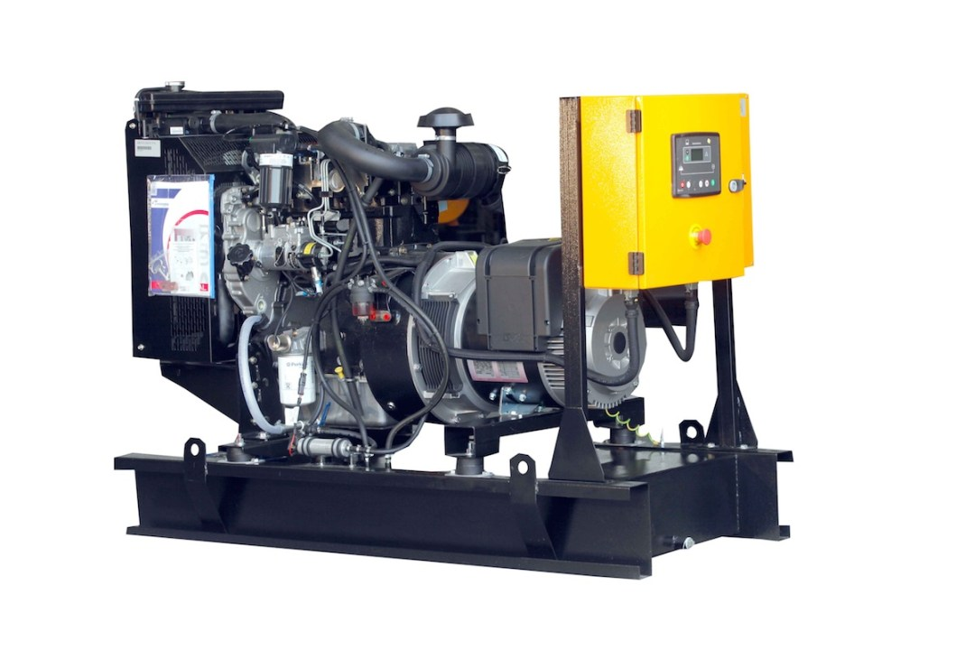 Ghaddar Generator DT30 – DT36S (1800 rpm) powered by John Deere Image