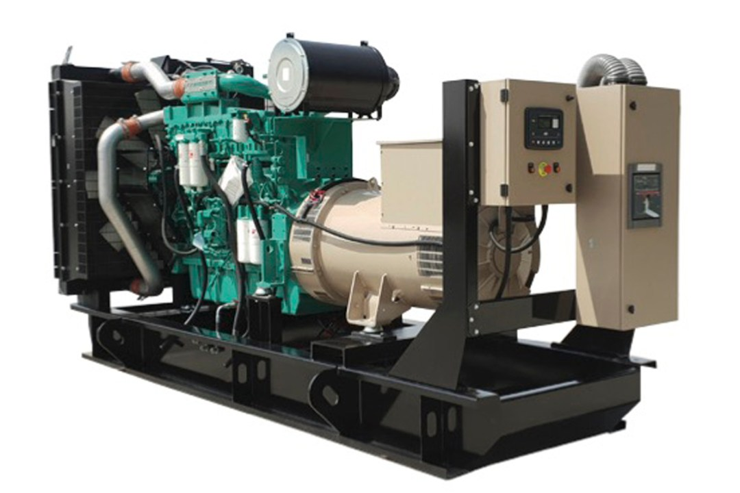Ghaddar Generator CT135 – CT150S (50 Hz) powered by Cummins Image
