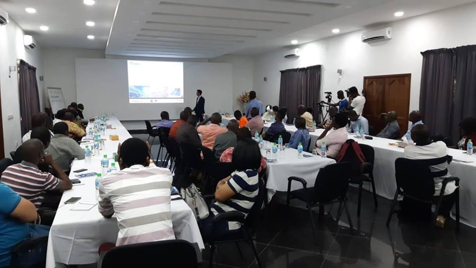 Ghaddar Organizes Energy Conference in Sierra Leon