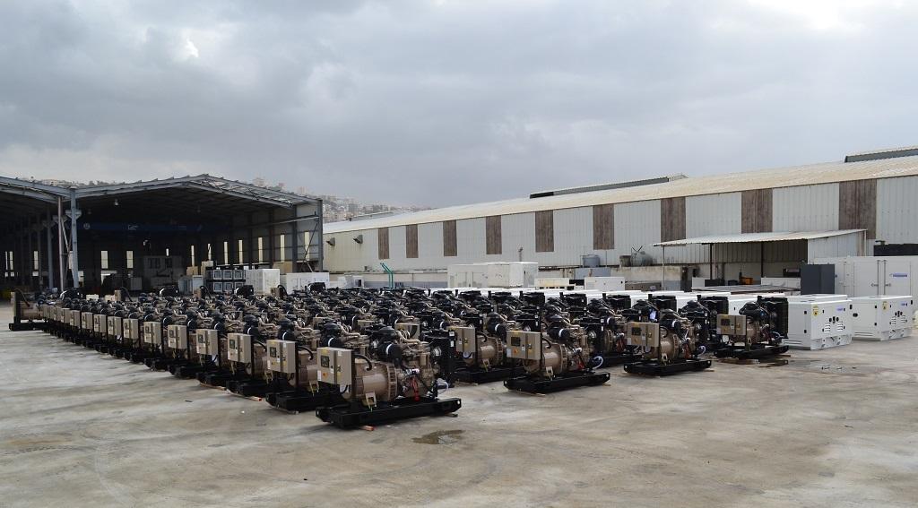 Ghaddar Generators Powered by John Deere Going Global.