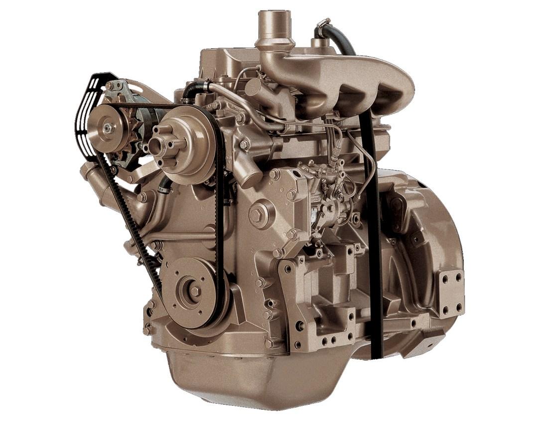 John Deere Diesel Engine 3029DFU20 30KVA - 1500 rpm Switchable Image