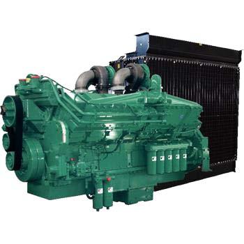 Cummins Diesel Engine KTA50-G3 60Hz1400KVA- S Image