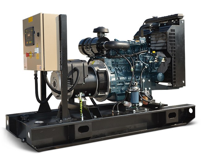 Ghaddar Generator KT24 – KT27S (1800 rpm) powered by Kubota Image