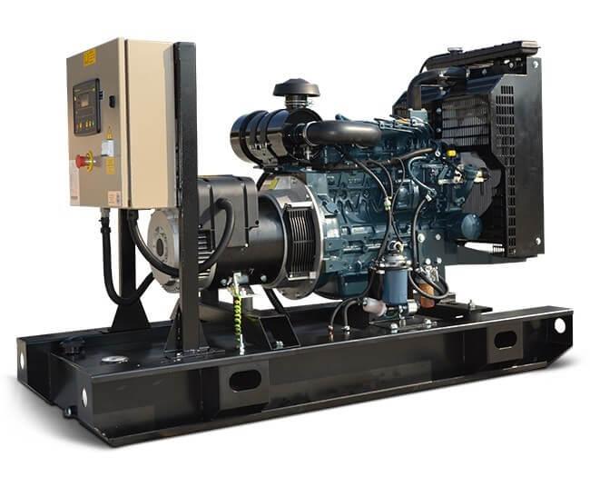 Ghaddar Generators powered by Kubota