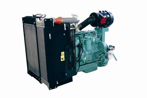 Cummins Diesel Engine QSB7-G5-200KVA 1500rpm Switchable Image
