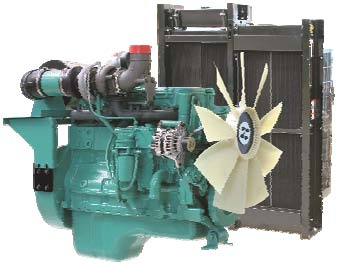 Cummins Diesel Engine QSL9-G3-250KVA 1500rpm Switchable Image