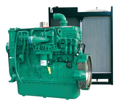 Cummins Diesel Engine QSX15-G4-450KVA 1800rpm Switchable Image