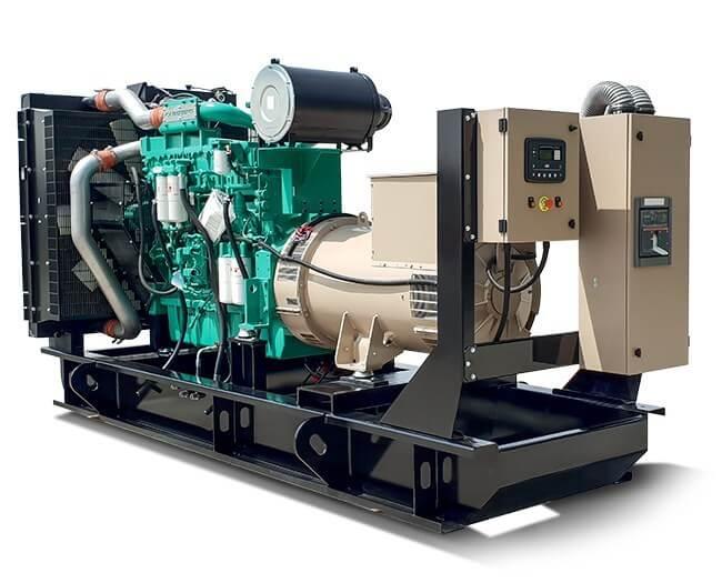 Ghaddar Generators powered by Cummins