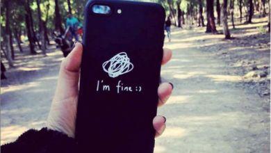 صورة حافظي على هاتفك من التلف وزينيه برسومات طريفة وأنثوية