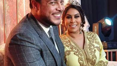 صورة بعد وشم اسمها على يده.. زوج نجاة رجوي وسط موجة من الإنتقادات