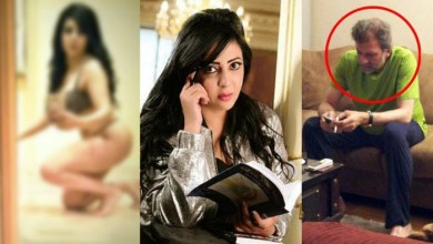 صورة إلقاء القبض على سيدة ثالثة ظهرت في الفيديو الإباحي للمخرج خالد يوسف
