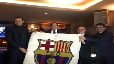 صورة مراكش تحظى بشرف تنظيم المؤتمر الثامن للنوادي الفرنكفونية لمساندي فريق برشلونة