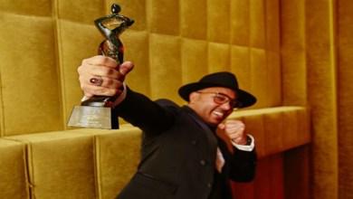 صورة الديجي يوسف يحصد جائزة Golden panther music award