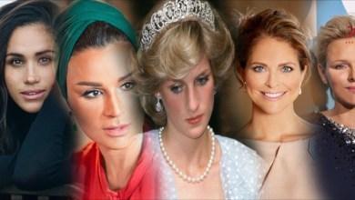 صورة تعرفي على أشهر 5 أميرات بالعالم