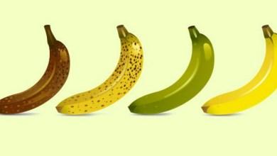 صورة استفيدي من فوائد الموز الصحية حسب لونه