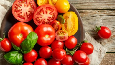 صورة تعرفي على 5 فوائد للطماطم