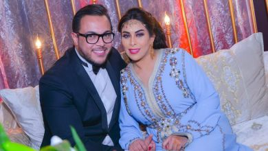 صورة بالصورة.. بعد زواجها من عبيد نجاة رجوي تتغزل بهذا الفنان