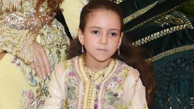 صورة الأميرة لالة خديجة تخلق الحدث في جامع الفنا