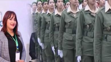 صورة وزارة الداخلية تكشف عدد المتطوعات في الخدمة العسكرية
